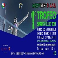 1° Trofeo Spring Volley 2019